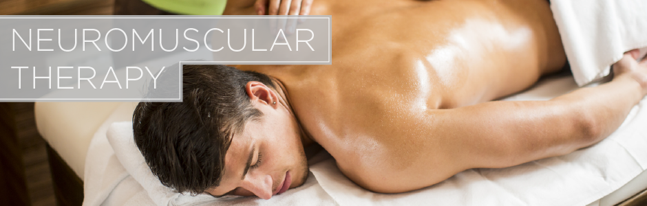 Neuromuscular-Therapy massage in Denver