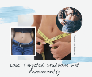 Lose Stubborn Body Fat Bulges with Coolsculpting